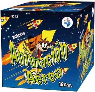 ANIMACION AEREA 2