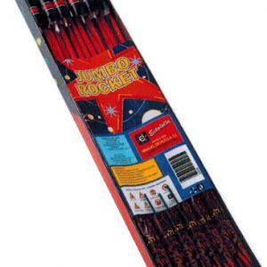 cohete jumbo rocket 2