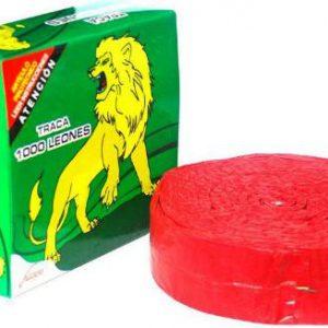 traca 1000 leones
