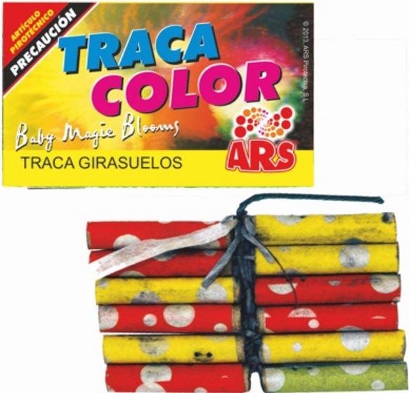 Traca de color