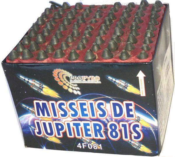 81 MISILES JUPITER