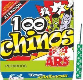 100 petardos chinos