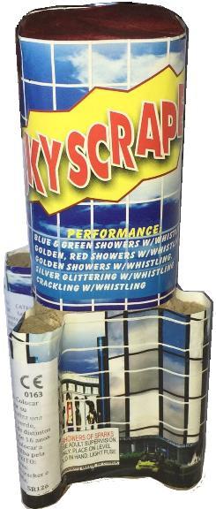 fuente skycraper