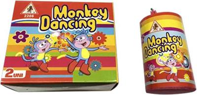 fuente monos bailarines el gato
