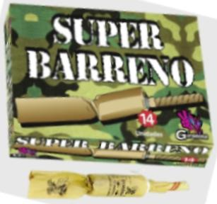 trueno super barreno
